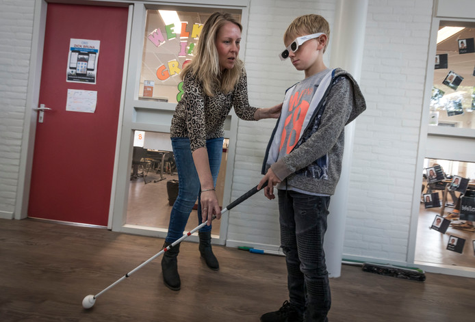 Linda in het Eindhovens Dagblad
